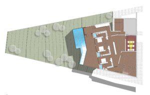 Hillside California Residence - Basement