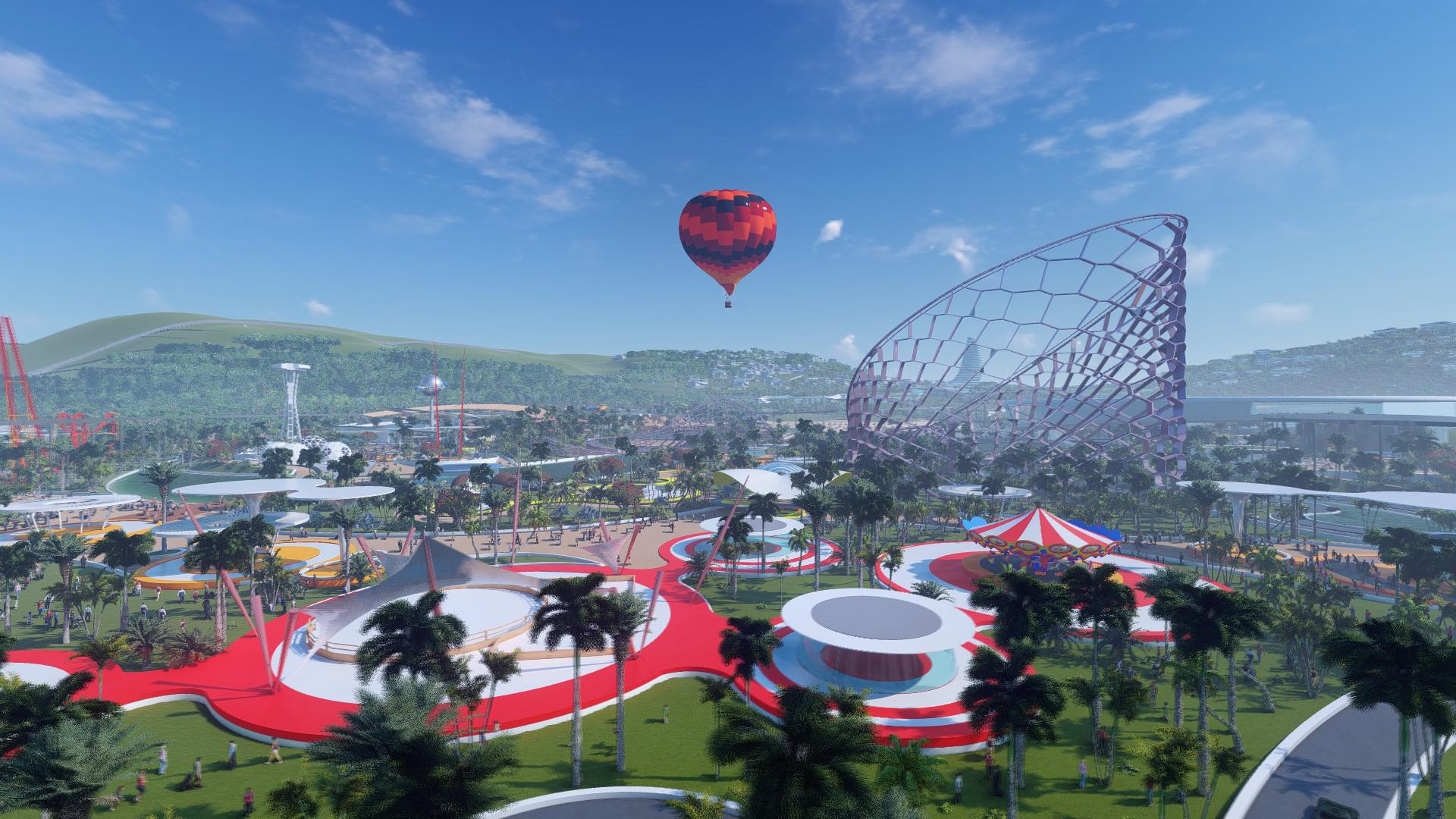 Angelina Amusement & Development Park - Presentation Video
